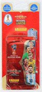 BLISTER  4 + 1  Limited WORLD CUP Russia 2018