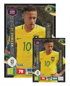 NEYMAR XXL Limited Edition -  ROAD TO WORLD CUP 2018