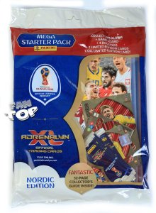 Starter Pack FORSBERG   - XXL Limited - WORLD CUP Russia 2018  Nordic Edition