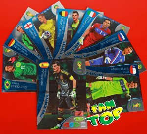 karty GOAL STOPPER - FIFA BRAZIL WORLD CUP 2014