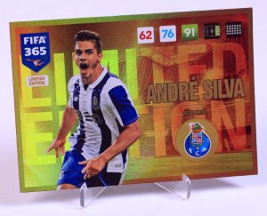 XXL Andre SILVA  Limited Edition - UPDATE FIFA 365 2017