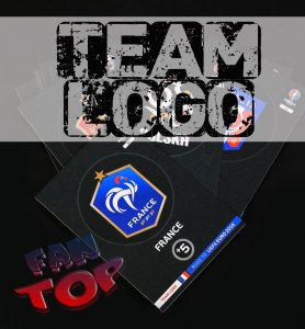 LOGO - TEAM BADGES  karty ROAD TO EURO 2016 wybór kart