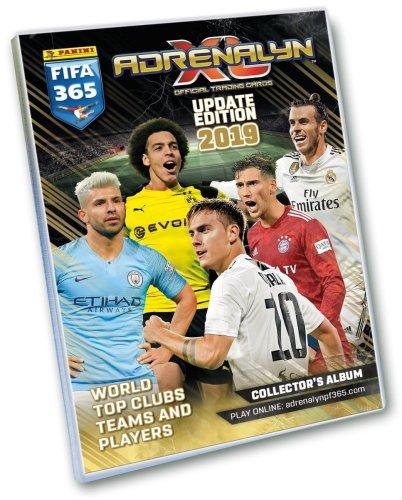 14a5b1807 UPDATE - ALBUM + 30 karty piłkarskie - FIFA 2019 fantop.pl