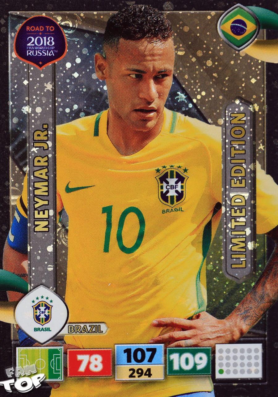 Gift Box Pudełko Neymar Limited Road To World Cup 2018